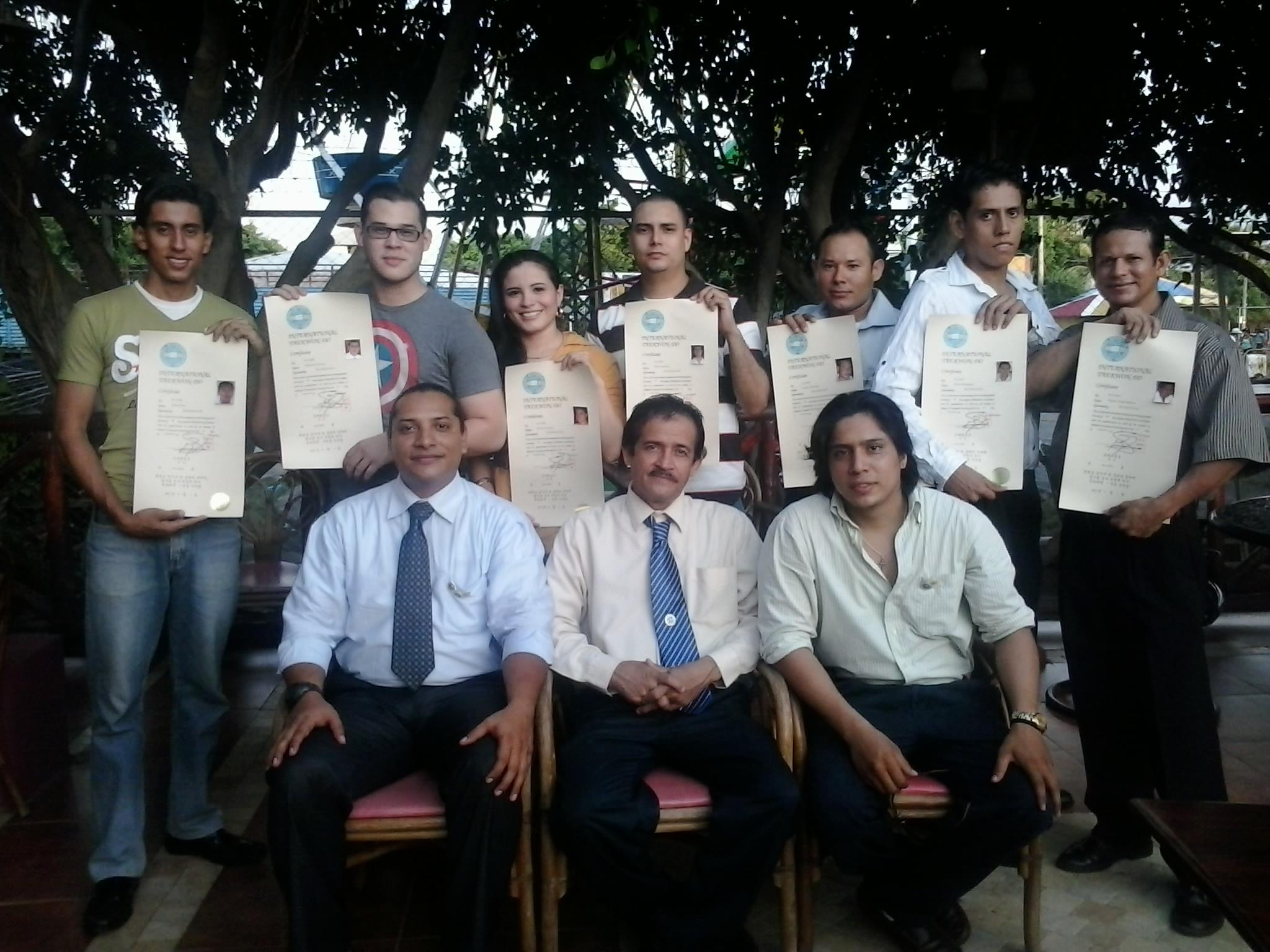 2013-11-16 - Certificate Ceremony