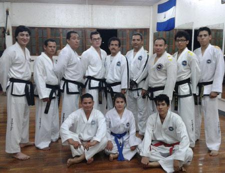 2014 04 05 - Nicaragua Black Belt Pre-Training