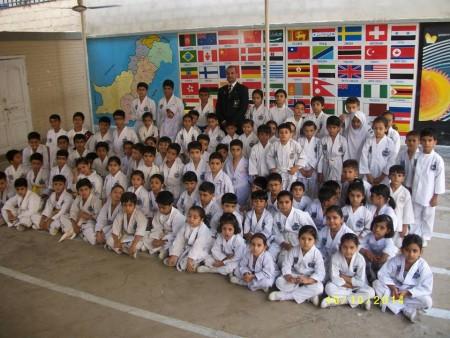 2014-10-17 - ITF-TAO - Pakistan Summer Camp Testing