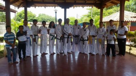 2015-10-12 - Tul Seminar In Nicaragua