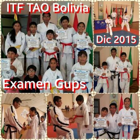 2015-12-21 - Bolivia ITF-TAO