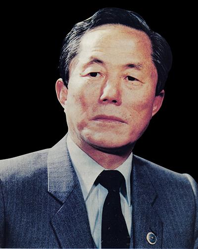 General Choi Hong Hi - Founder of Taekwon-Do