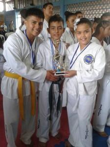 ITF-TAO Nicaragua hosts 2nd Annual Tournament