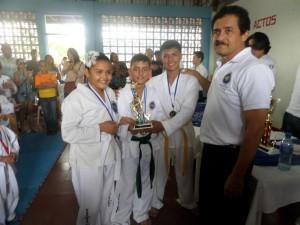 2014-12-01 - ITF-TAO Nicaragua 2nd National Championships