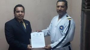 2015-06-18 - Nicaragua welcome new member