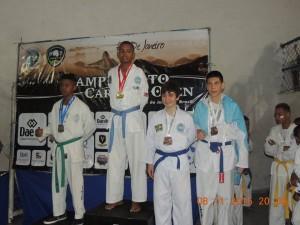 2015-11-08 - Carioca Open Taekwon-Do Championship