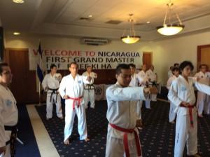 2016-02-13 - FGMR Visits Nicaragua