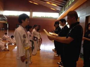 2016-06-06 - Japan Sparring Championships